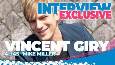 "Interview de Vincent Giry alias ""Mike Miller"""